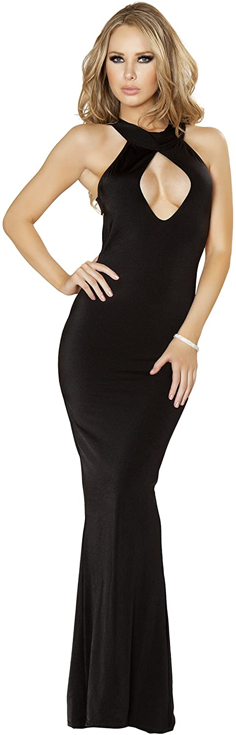 Roma Women's Cut Out Front and Side Detail with O-Ring Back