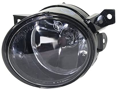 Rareelectrical NEW RIGHT FOG LIGHT COMPATIBLE WITH VOLKSWAGEN JETTA 2006-2009 1T0941700D VW2593110 1T0-941-700-D 1T0 941 700 D