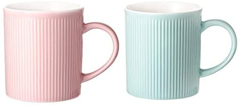 Creative Home Ceramic Coffee Mug Personalized Mug Trend of Male and Female Couple Drinking Cup Cup Cup Large Capacity jxus (Color : 5)