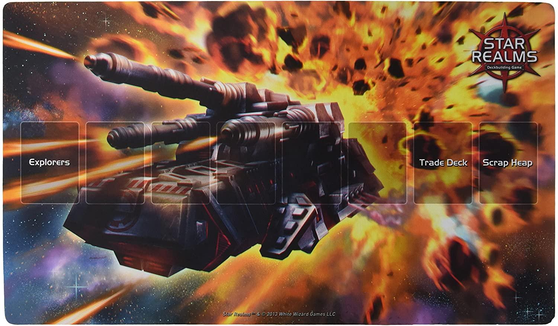 Star Realms Playmat: Battle Mech