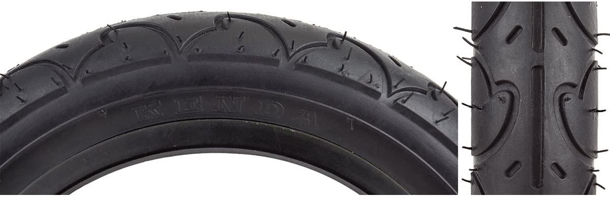 SUNLITE Tire 12-1/2X2-1/4 Black/Black K909