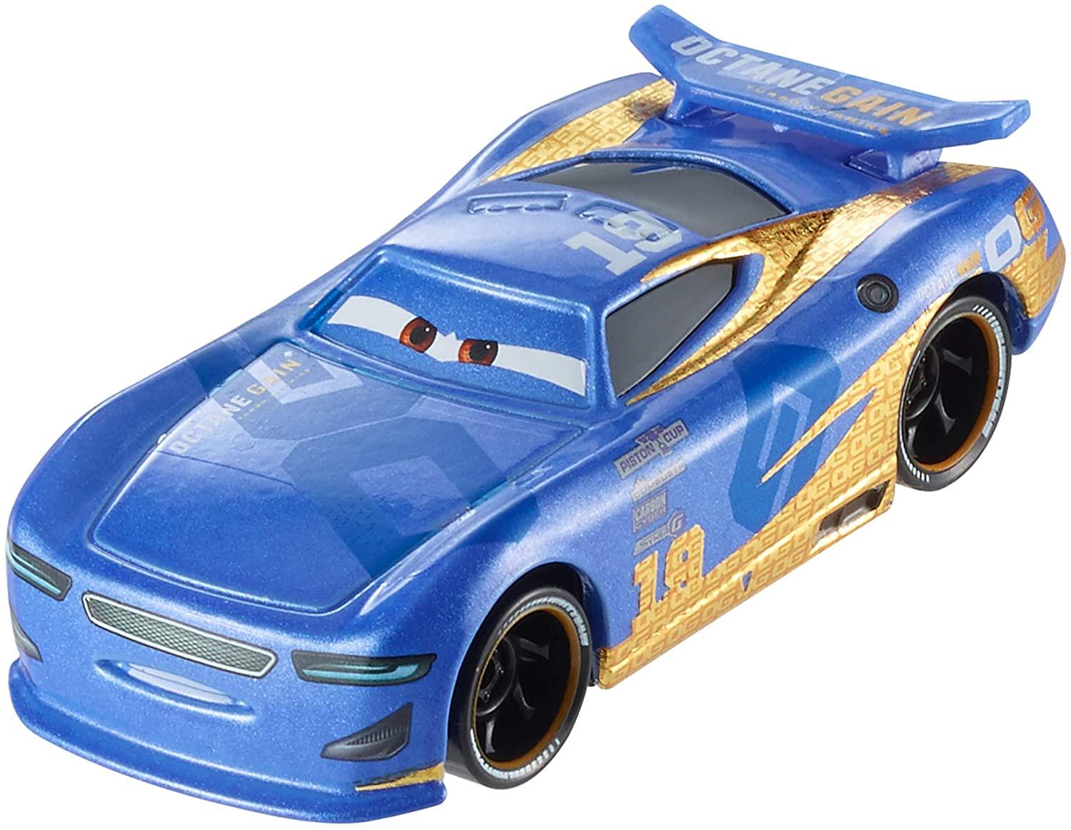 Disney Pixar Cars Die-Cast Next Gen Octane Gain #19 Carlos Racer Vehicle