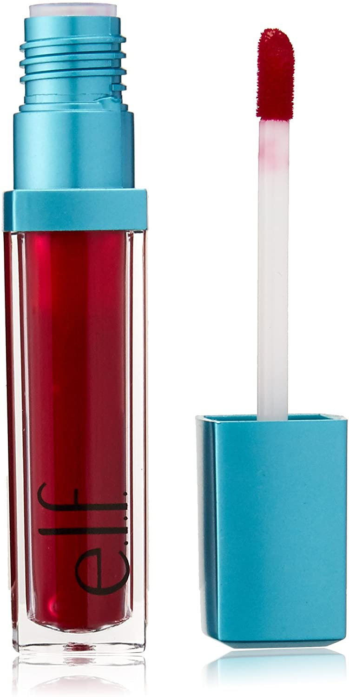 Elf Cosmetics 57041 Aqua Beauty Radiant Gel Lip Tint, Dewy Berry, 0.6 Ounce