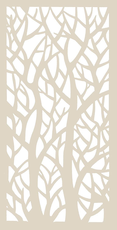 VIMA (Twin Trees) CNC Engraved Decorative Wall Panel 24