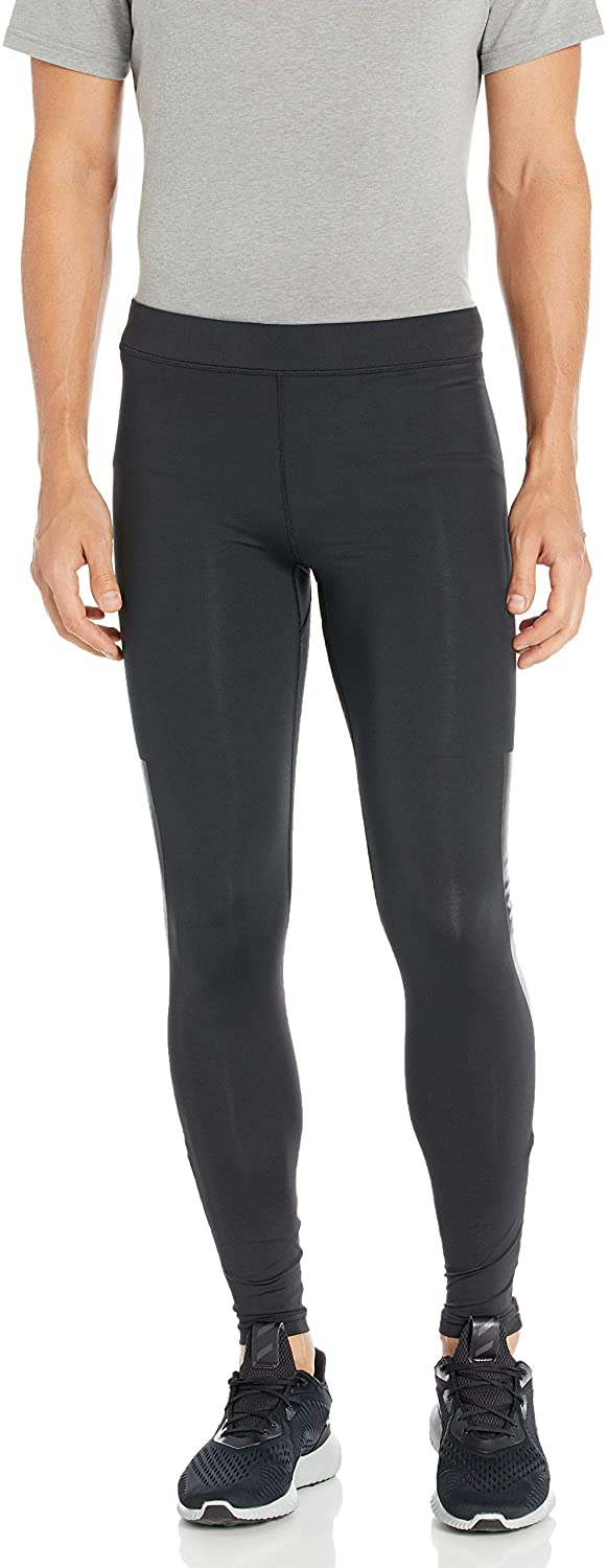 Craft Mens Lumen Urban Run Reflective Running Tights