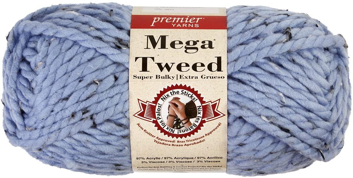 Premier Yarns 1007-16 Mega Yarn-Stream Tweed