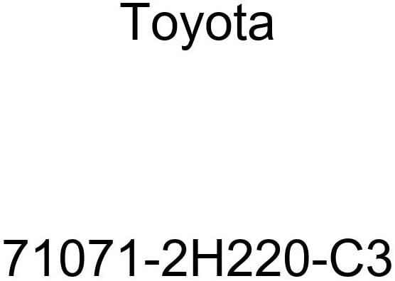 TOYOTA Genuine 71071-2H220-C3 Seat Cushion Cover