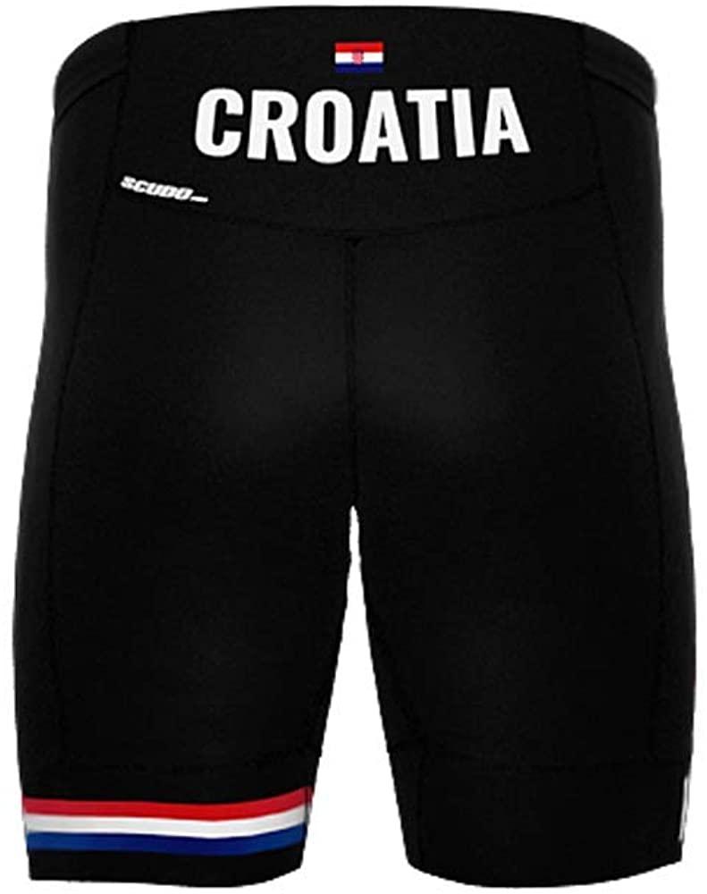 Croatia Code Cycling Pro Shorts Bike for Women