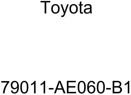 TOYOTA Genuine 79011-AE060-B1 Seat Cushion Cover Sub Assembly