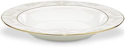 Lenox Scalamandre Love Bird Pasta Plate Rim Soup Bowl, 9