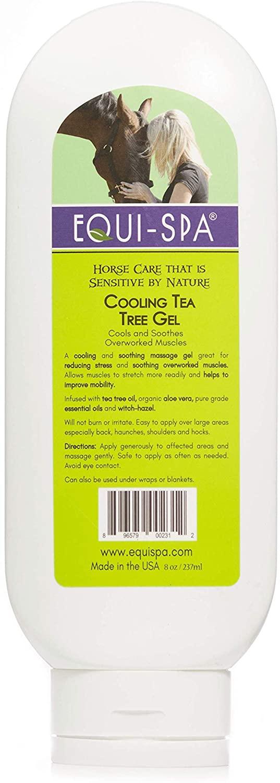 Equi-Spa Cooling Tea Tree Gel
