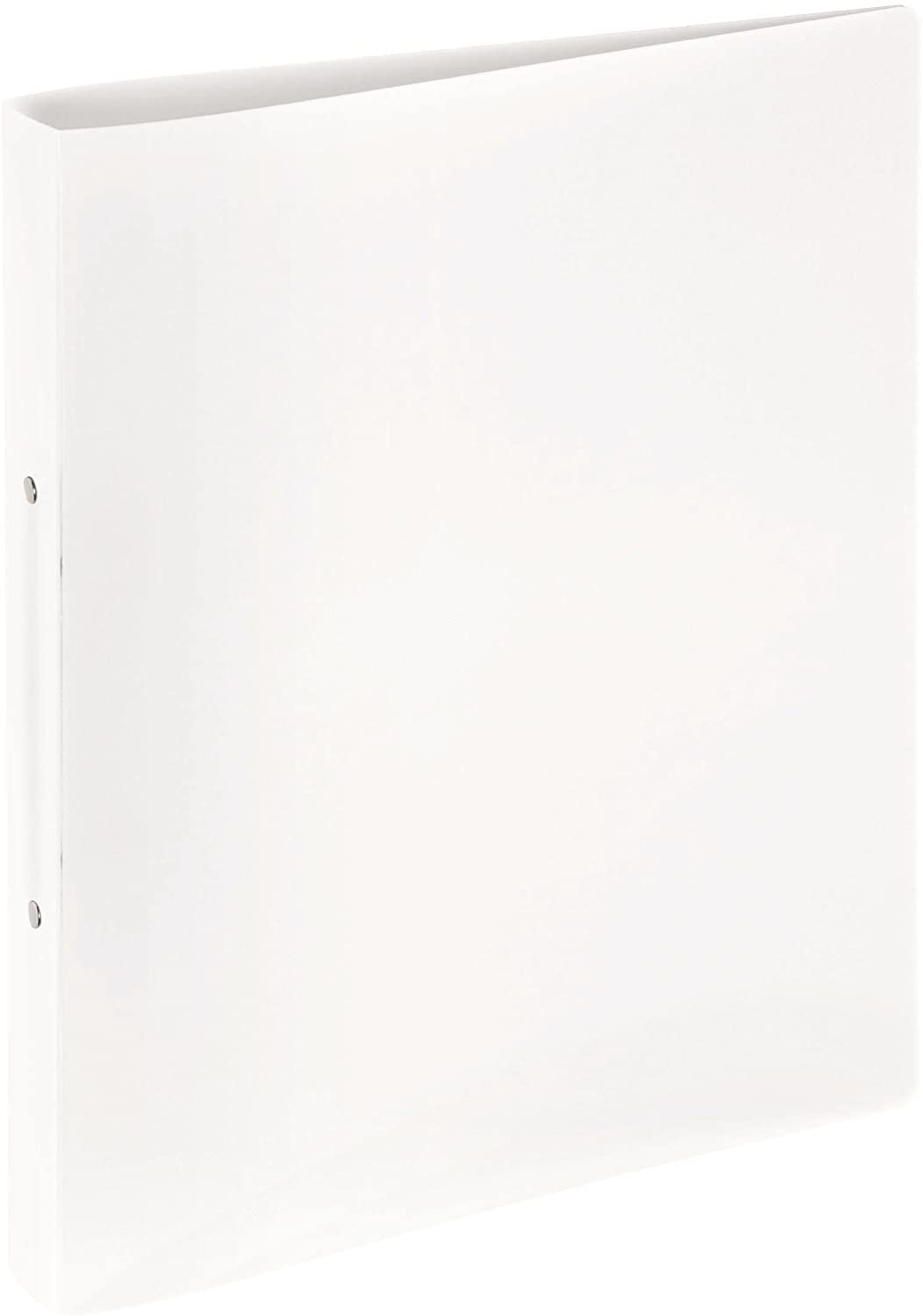 Pagna 20900 Ring Binder A4 Polypropylene 2 Ring Binder – 25 mm – White