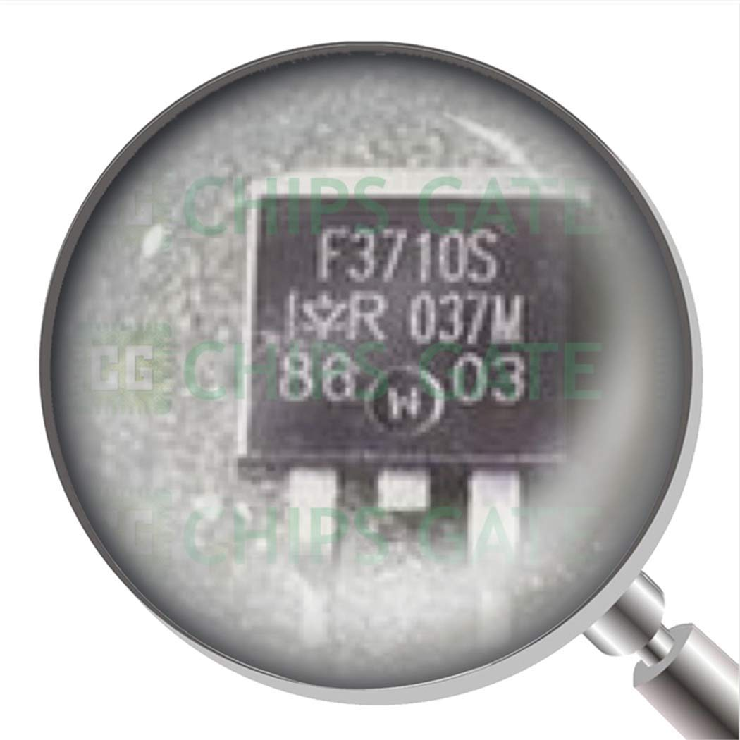 30Pcs IRF3710S Encapsulation:To-263,Power Mosfet(Vdss=100V, RDS(On)=0.025Ohm,