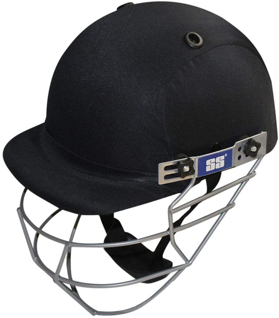 WHITEDOT SPORTS SS Glory Cricket Helmet Size Medium for Head Circumference 57-58 Centimeter