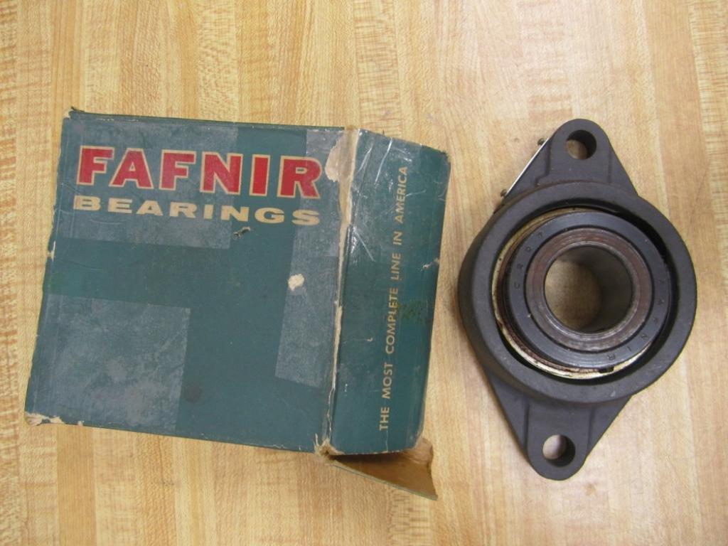 Fafnir RCJTC Flange Bearing - Size: 1 1/4
