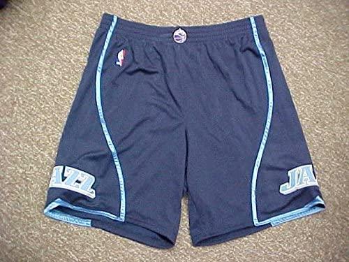 Ronnie Price Utah Jazz Adidas Game Worn Shorts