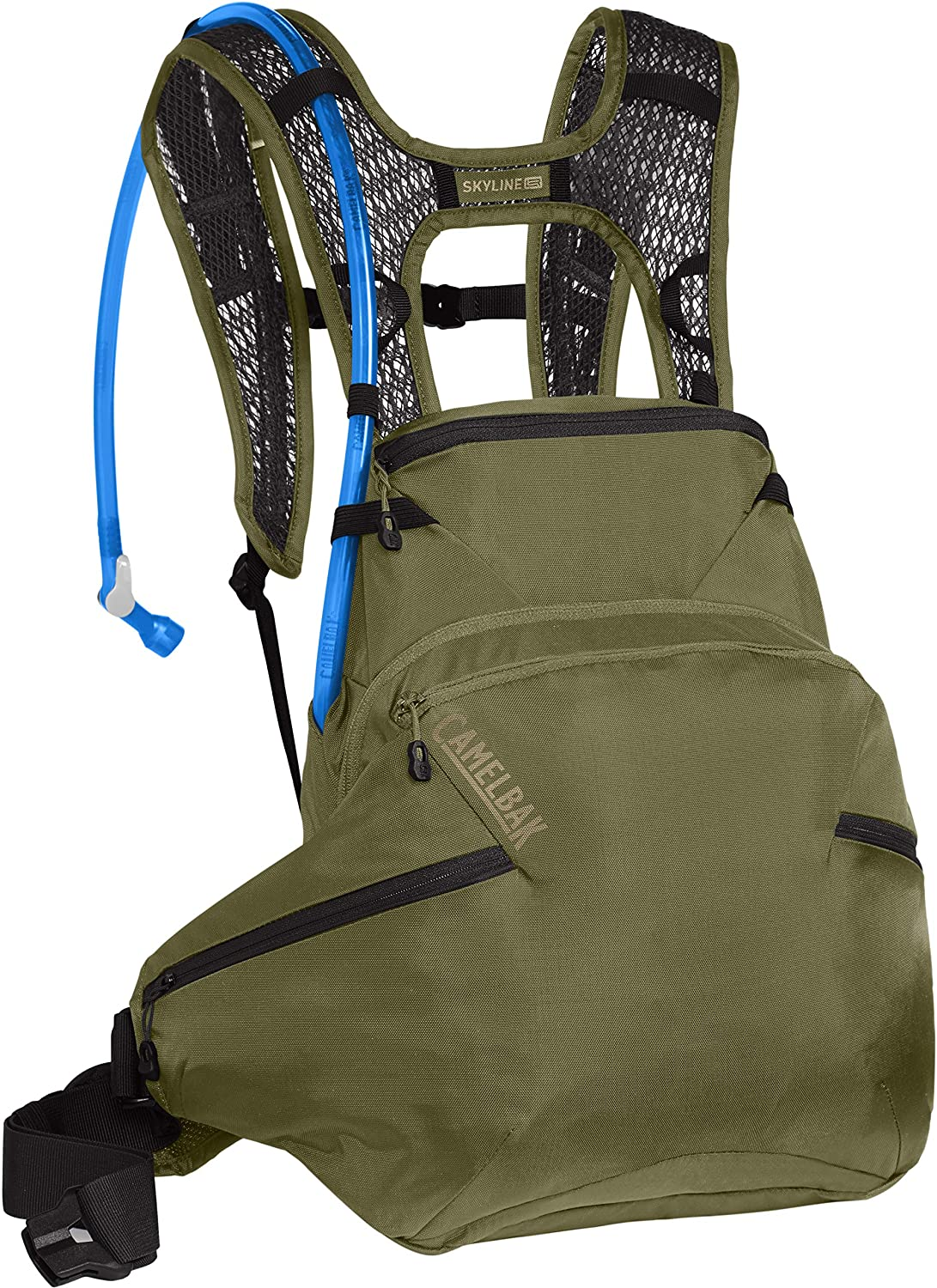 CamelBak Skyline LR 10 Bike Hydration Pack - Crux Lumbar Reservoir - 100 oz