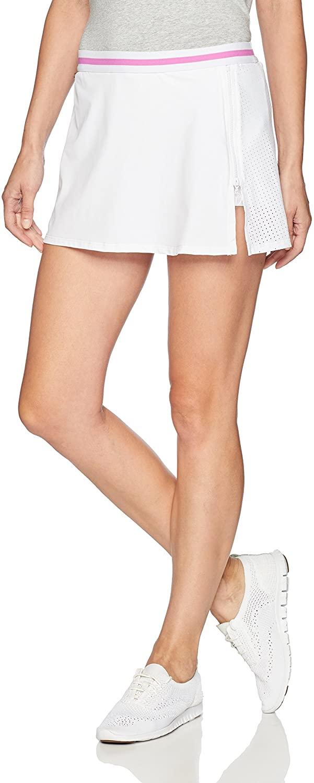 Trina Turk Women's Side Zip Sports Skirt