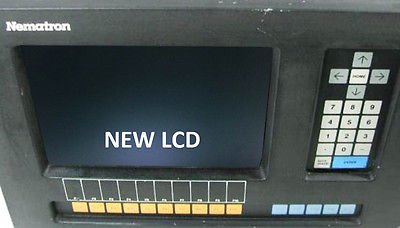 Upgrade 12 inch CRT for Nematron IWS 2523 to Brand New LCD Monitor
