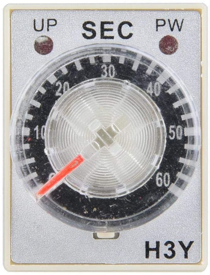 Beennex H3Y-4 Electricity Time Relay Pointer Control Delay Timer Control Switch 14-Pin 220VAC (60S)