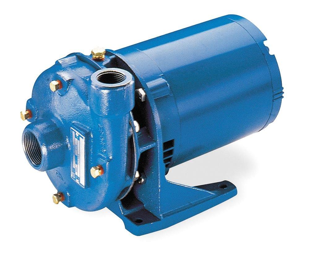 GOULDS Pumps 1BF11512 Centrifugal Pump, 1-1/2 hp, 1 Ph, 115V/230V