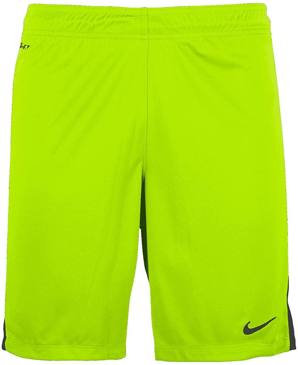 Nike US League Knit Short - Hi-Vis Yellow Medium