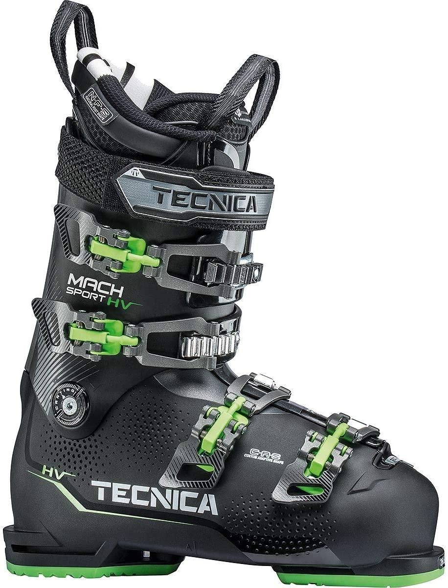 Tecnica Mach Sport 120 HVL Ski Boots - Mens - 2019