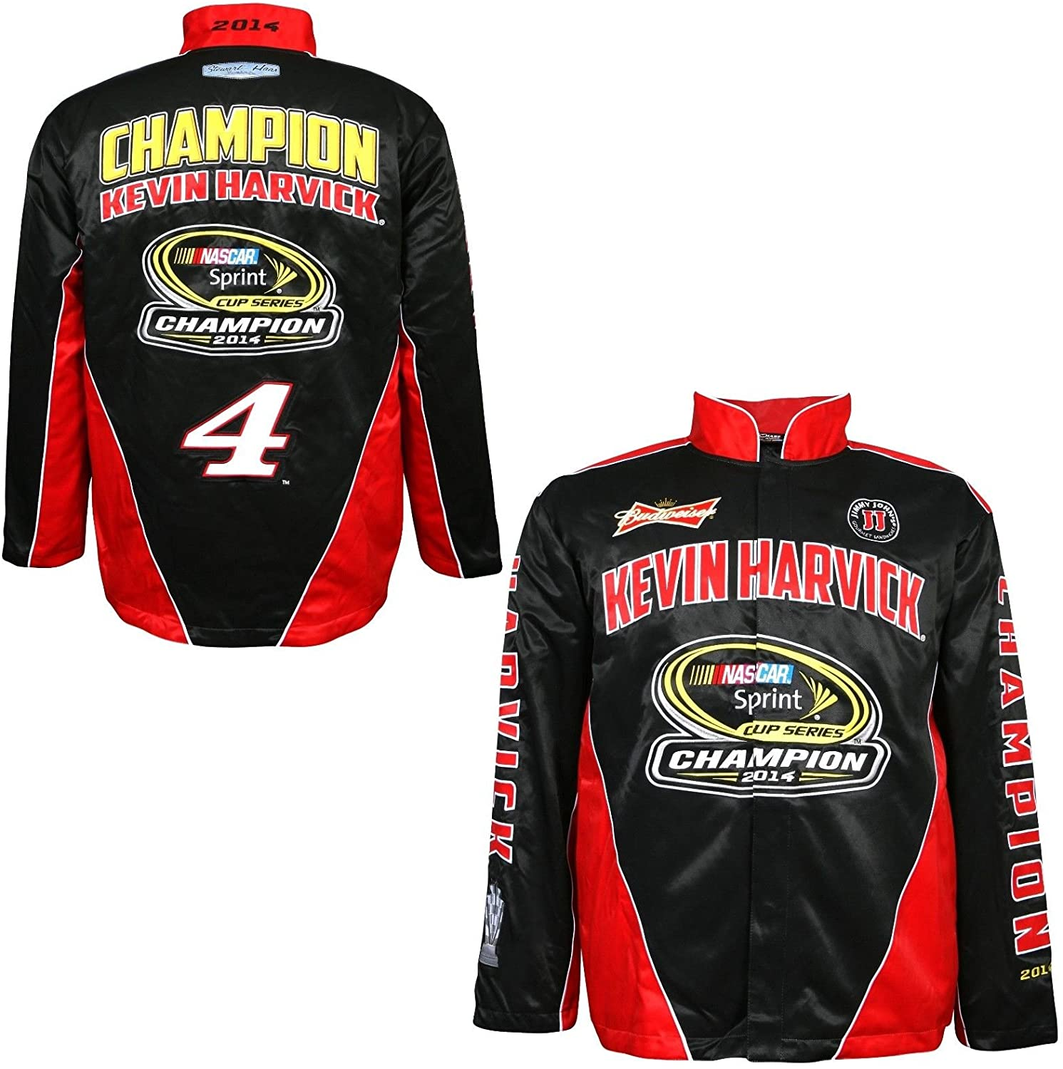 Kevin Harvick 2014 NASCAR Sprint Cup Series Champion Jacket, XXLarge