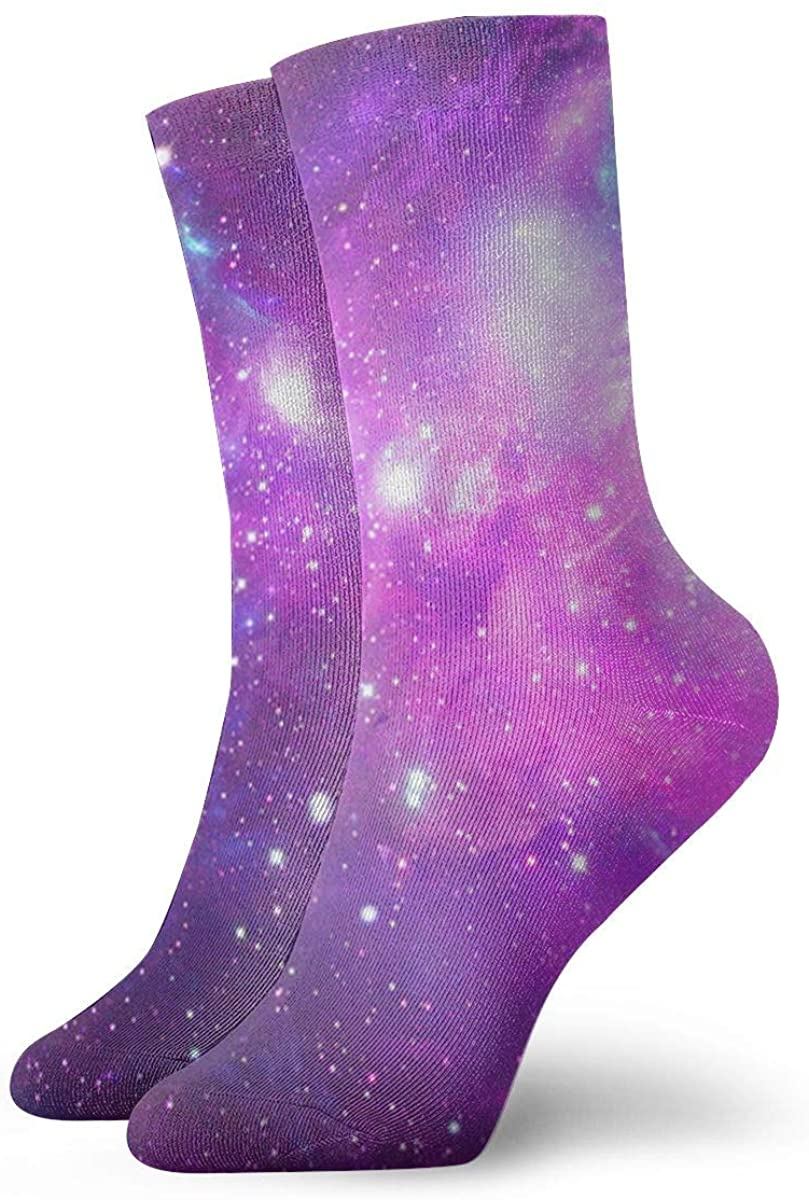 Game Life Crew Socks Starry Sky Men Women Sock Casual Socks