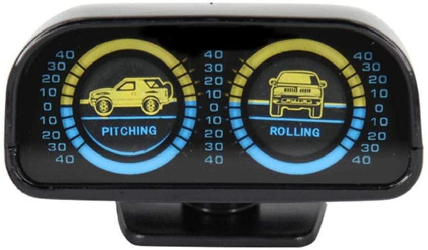 Grehod Car Balancer Meter Tachometer Car Adjustable Compass Balancer Slope Meter Outstanding