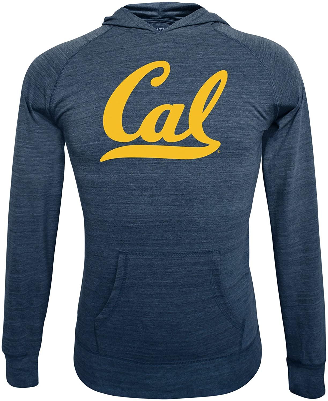 Alta Gracia NCAA California Golden Bears Men's P-Streaky Hoodie, Blue, Large