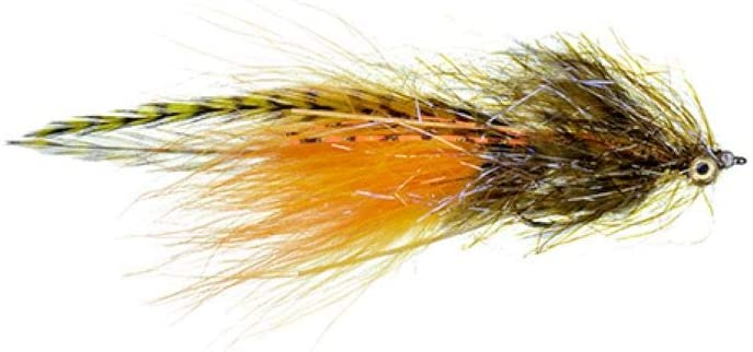 Montana Fly Galloups Angler Fish, 1/0-3 PK