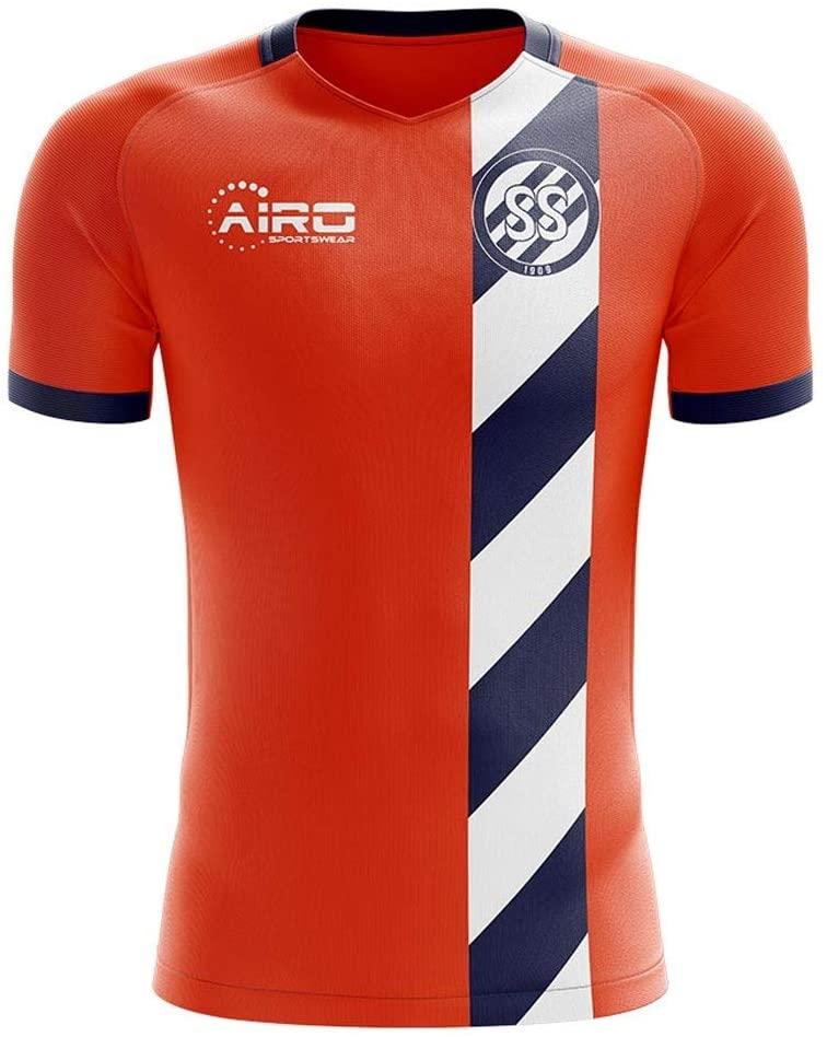 Airosportswear 2020-2021 Real Sociedad Third Concept Football Soccer T-Shirt Jersey