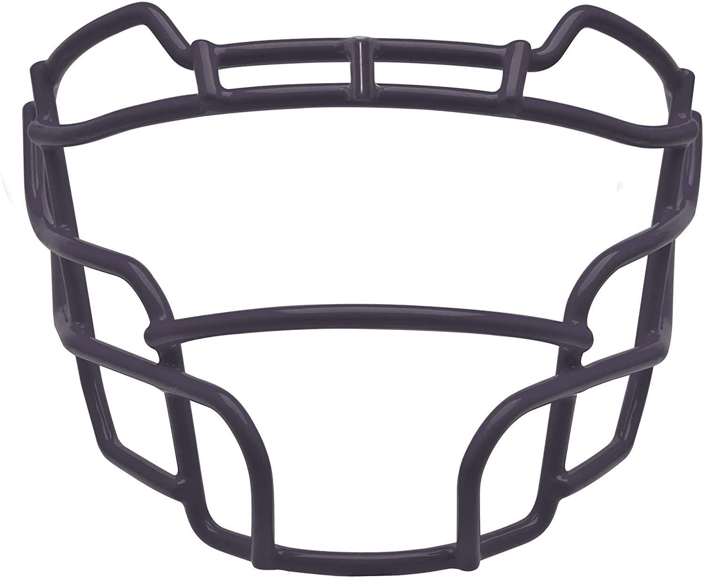 Schutt Sports VROPO PR Carbon Steel Vengeance Varsity Football Faceguard, Navy