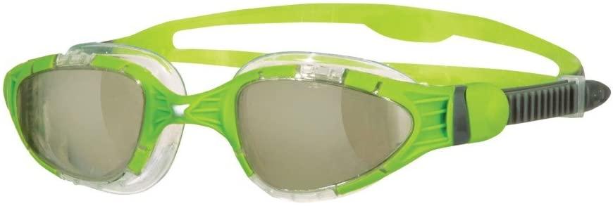 Zoggs Aqua Flex Titanium Lens Swim Goggles