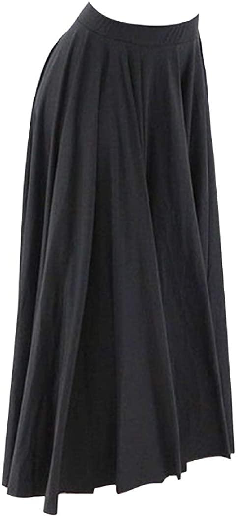 Liturgical Praise Dance Wide Panel Skirt