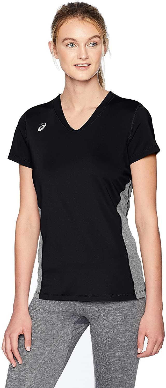 ASICS Women's Decoy Short Sleeve Exercise & Fitness Top