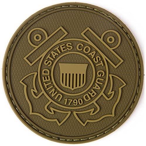 3V Gear Coast Guard Patch