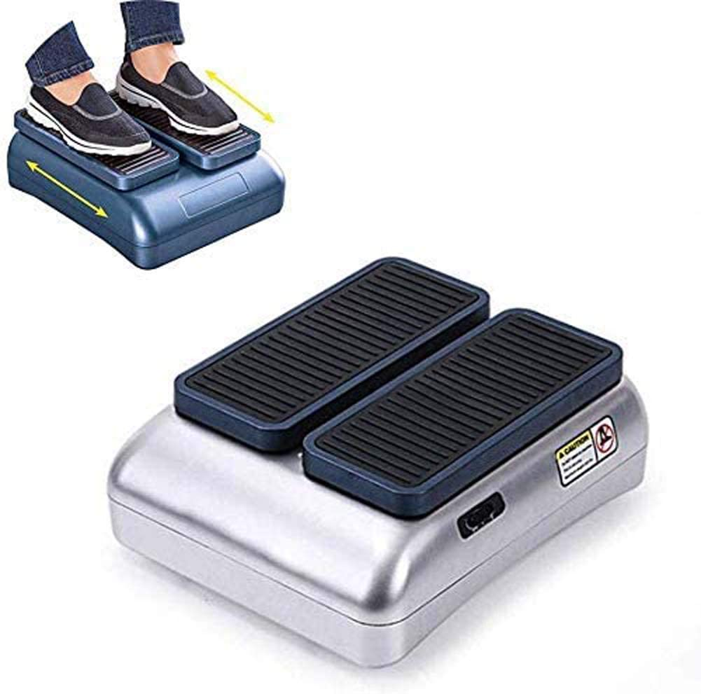 Leg Exerciser Elderly Automatic Feet Mover Circulation Walking, 2 Speeds - Improve Circulation & Mobility, Reduce Joint Discomfort, Aching, Tiredness in Legs