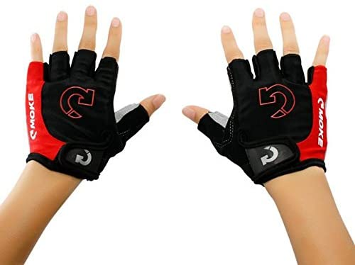 3 Colors Outdoor Cycling Half Finger Glove Men Women Sports Anti Slip Gel Pad Motorcycle Road Bike Gloves Bicycle Gloves S-XL TT