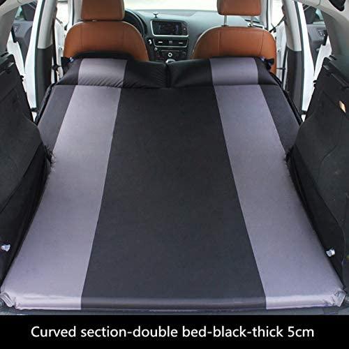 EVAXO Car Mattress Inflatable Car Mattress Moisture-Proof Pad Travel Bed Air Mattress Colchon Inflable para Auto