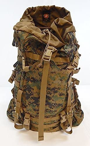 US Military Generation II ILBE Main Pack with Shoulder Straps by Propper