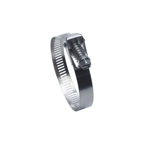 Precision Brand QR280HS Quick Release All Stainless Worm Gear Hose Clamp, 14-1/4