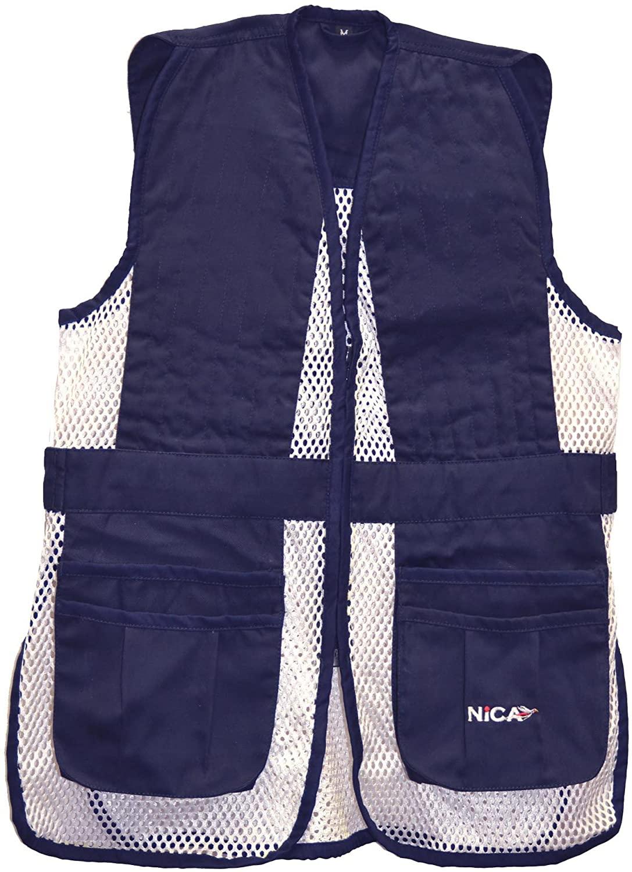 NICA Ambi Shooting Vest-Navy