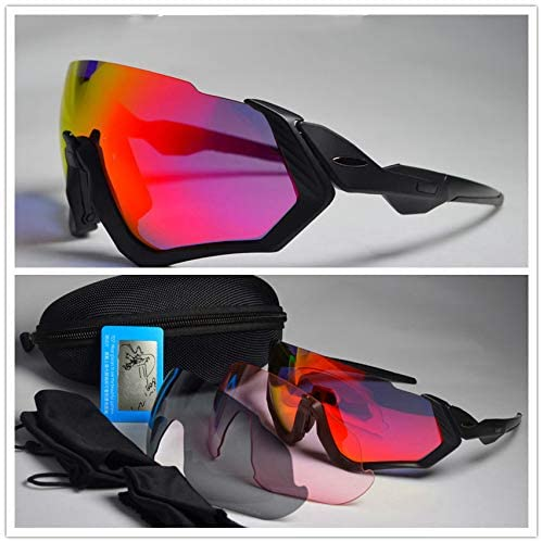 YSDJJ Photochromic Bicycle Cycling Glasses Men/Women Sport Road Bike Cycling Eyewear Oculos Gafas Ciclismo Cycling Sunglasses Goggle No Photochromic 9401N01