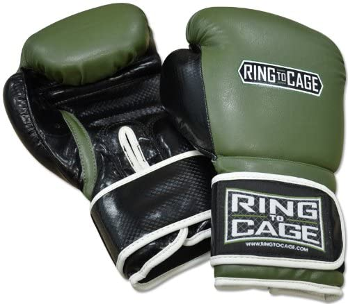 Ring to Cage Training Gloves for MMA, Boxing, Muay Thai