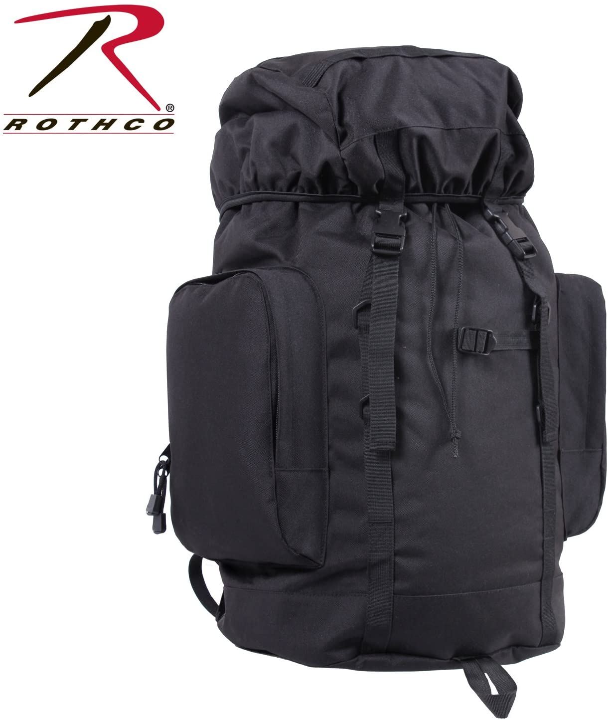 Rothco 45L Tactical Backpack, Black