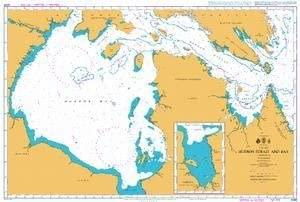 UKHO BA Chart 4406: Hudson Strait and Bay