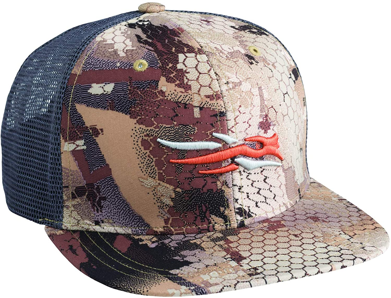 SITKA Gear Women's Hunting Concealment Flat Brim Trucker Hat OSFA