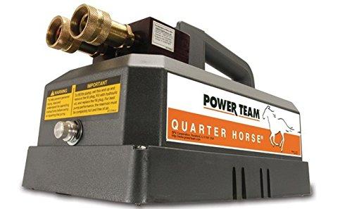 SPX Power Team PR102 Electric Portable Pumps, 2-Speed